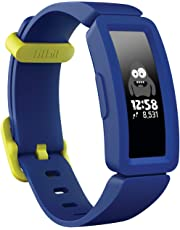 Fitbit Ace 2 Activity Tracker for Kids with Fun Incentives, 4+ Day Battery & Swimproof