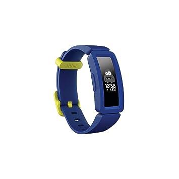 Fitbit Ace 2 Aktivitäts-Tracker für Kinder mit unterhaltsamen Anreizen, 4+ Tage Akkulaufzeit & Wasserabweisend bis 50 m Tiefe