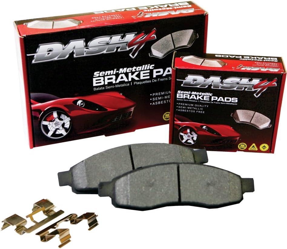 Dash4 MD781 Semi-Metallic Brake Pad
