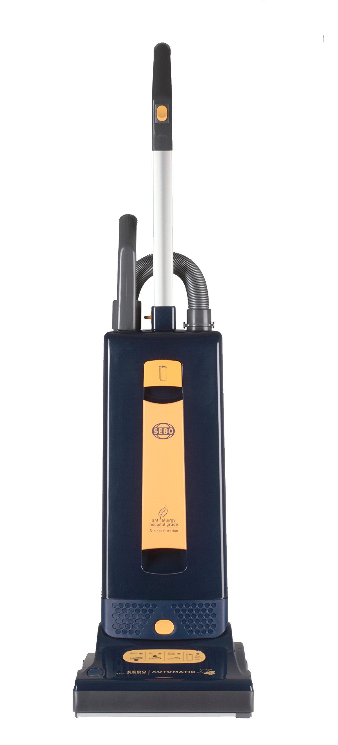 sebo automatic x4 extra eco vacuum cleaner 1100 w ebay. Black Bedroom Furniture Sets. Home Design Ideas
