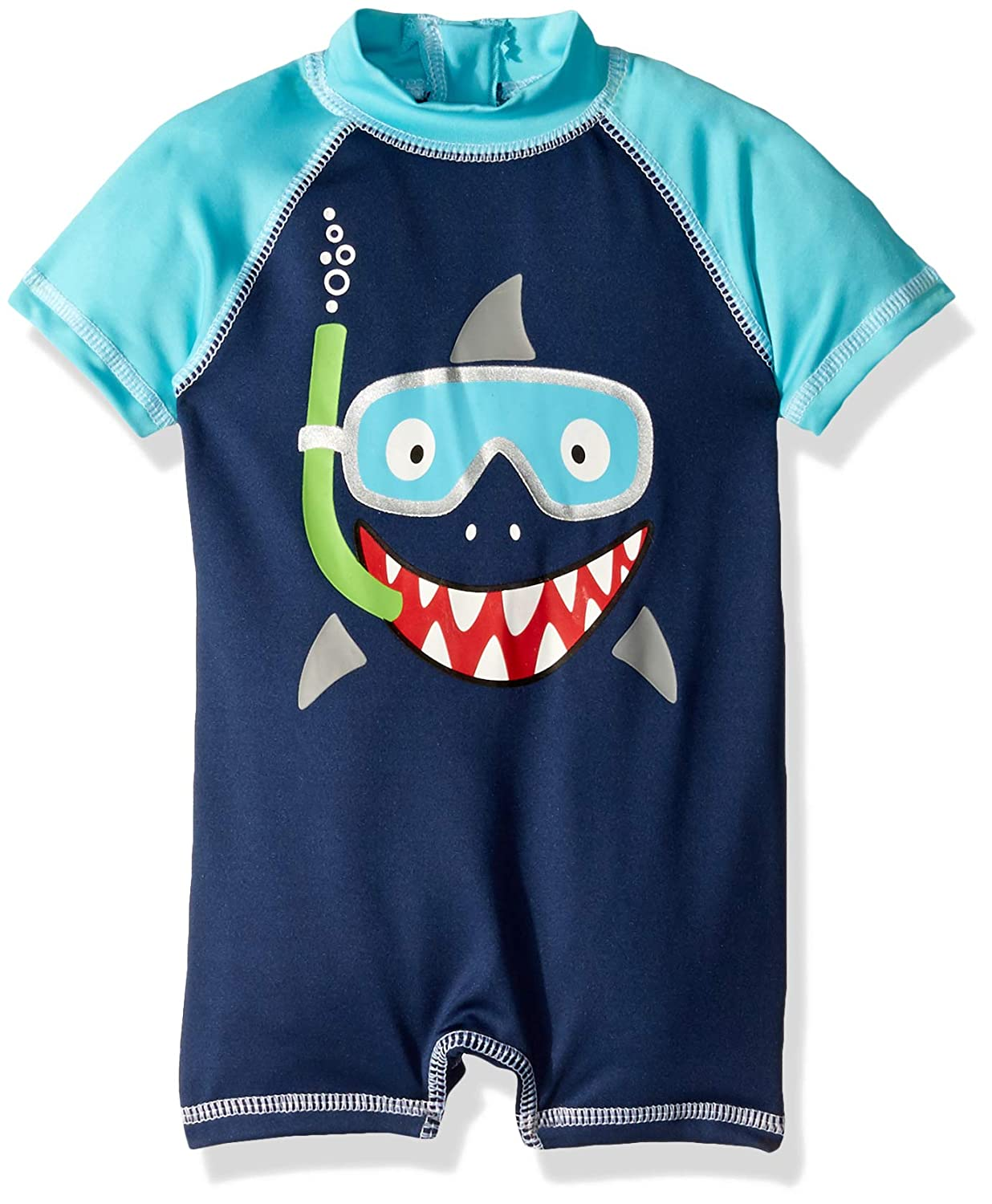 Wippette Baby Boys Printed Rashguards