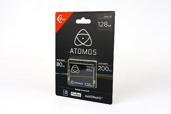 Atomos 128GB C-Fast Card