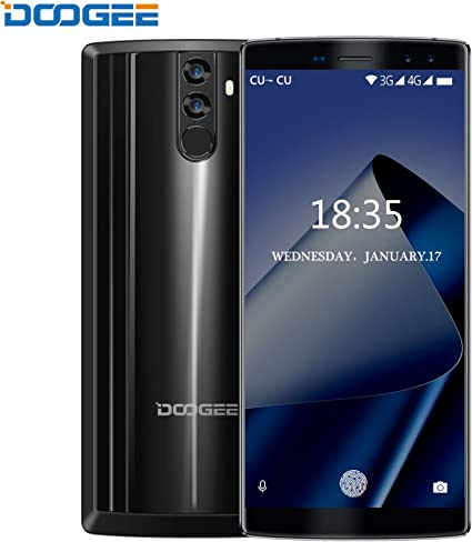 Moviles Libres Baratos, DOOGEE BL12000 Movil Dual Sim, 6.0 ...