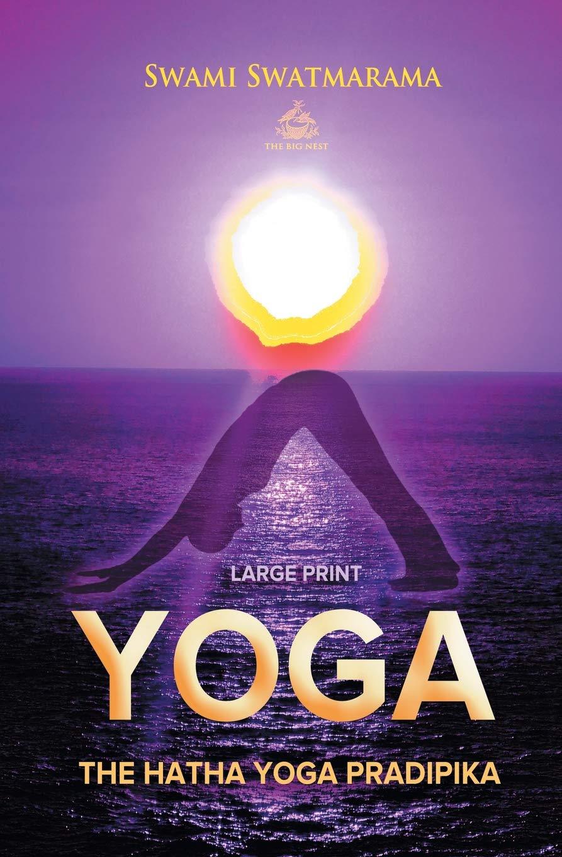 The Hatha Yoga Pradipika (Large Print): Amazon.es: Swami ...