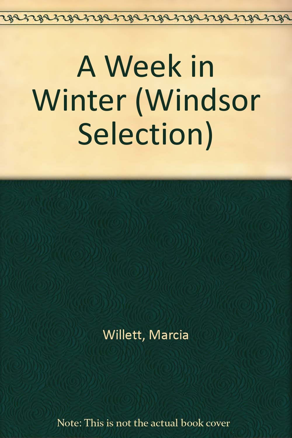 Read Online A Week in Winter (Windsor Selection) pdf epub