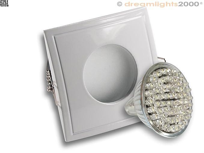 """3 Pack 12 V LED de Foco empotrable para lugares húmedos """"Star LED"""