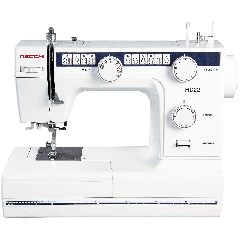 Necchi Hd22 Sewing Machine White