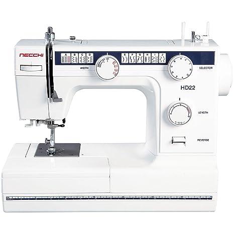Máquina de coser Necchi HD22 mecánico
