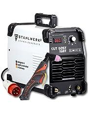 STAHLWERK CUT 60 ST IGBT de 60 Amperios, potencia de corte de hasta 24mm, adecuada para láminas de metal pintadas y películas oxidadas, 5 años de garantía