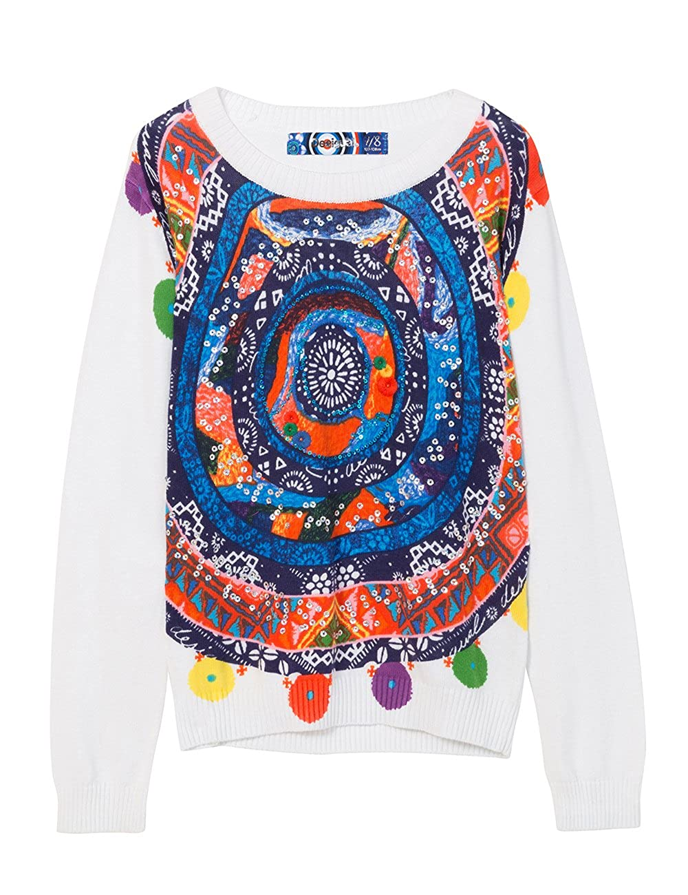Desigual Girls Sweater Aderson