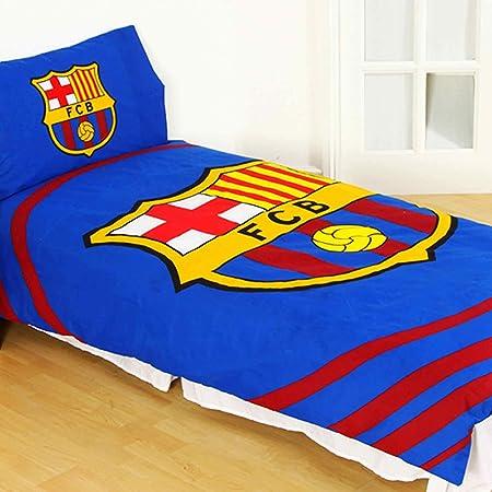 FCB oficial de la taza FC Barcelona Individual edredón y