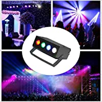 CITRA Mini Laser Projector Cum Par Light 4 LED RBGW Stage Lighting Laser Light for Party and DJ