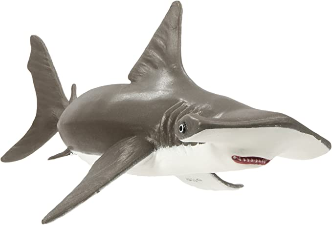 For Ages 3 and Up Great White Shark Realistic Hand Painted Toy Figurine Model Quality Construction from Safe and BPA Free Materials Safari Ltd Snappers