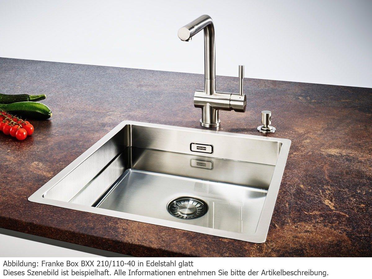 Franke inset sink Box BXX 210110 40