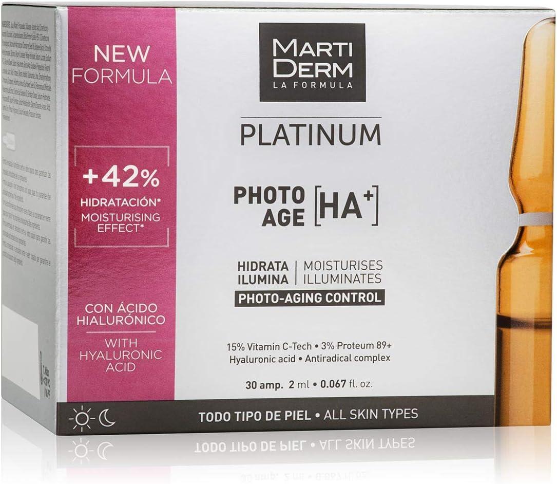 Martiderm Photo Age Ha+ 30 Ampollas - 2 ml