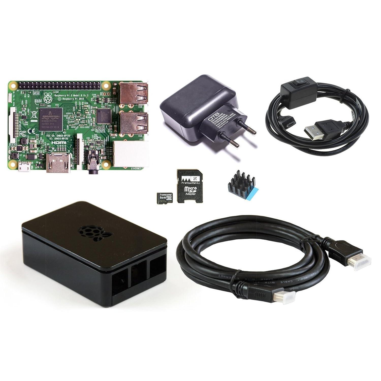 Raspberry Pi 3productos TV Set