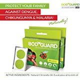 Bodyguard Premium Natural Anti Mosquito Repellent Patches - 40 + 8 Patches