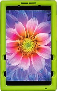 BobjGear Bobj Rugged Tablet Case for Lenovo Tab E8 TB-8304F, TB-8304F1, TB-8304N, TB-8304 Kid Friendly (Gotcha Green)