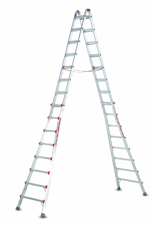 Amazon.com: Little Giant Ladders 10109 SkyScraper 300-Pound Duty ...