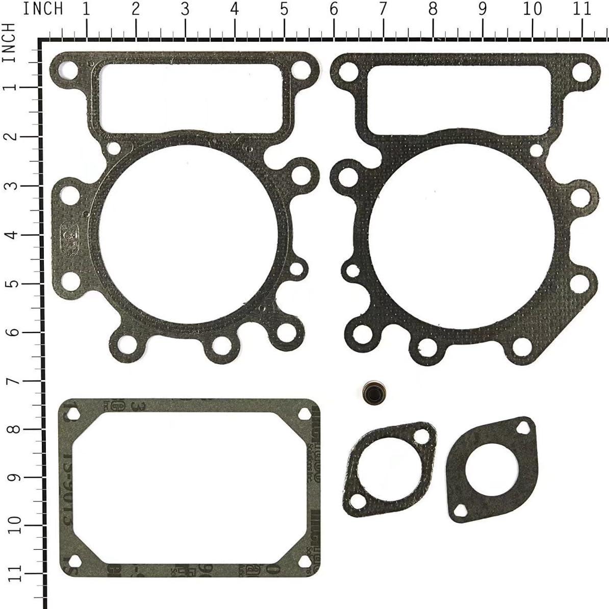 Aikai New Valve Gasket Set for Briggs & Stratton 794152 Replaces # 690190