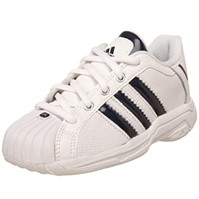 9f69eb118 sale adidas infant toddler superstar 2g ultra basketball shoewhite indigo  white e568b e8f82