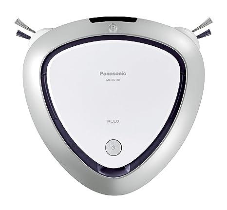 Amazon.com: Panasonic Robot Aspiradora Rego (ru-ro) Blanco ...