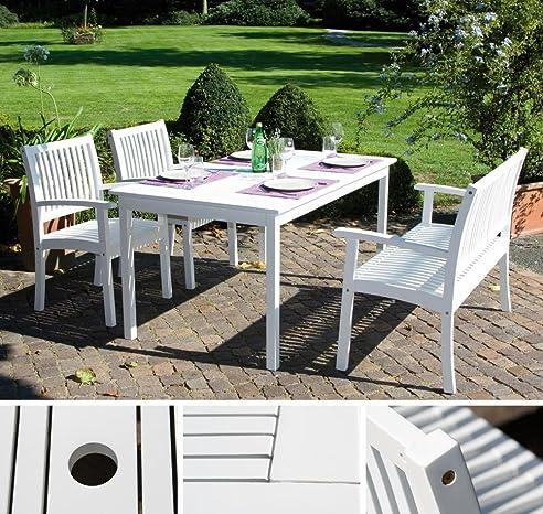 Gartenmöbel set mit bank  SIENA GARDEN Gartenmöbel-Set