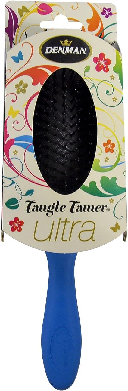 Denman Tangle Tamer Ultra Brosse Orange: : Beauté