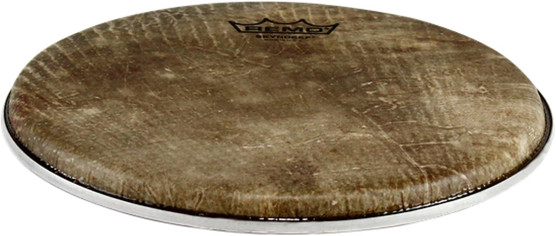 "REMO Doumbek Head SKYNDEEP /'Fish Skin/' Graphic 8.75/""  REMO Drumhead Darbuka Skin"