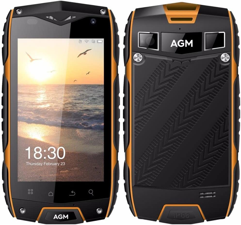 Android 6.0 Rugged 4G Handy 4.0 Zoll Wasserdicht a Prueba de ...