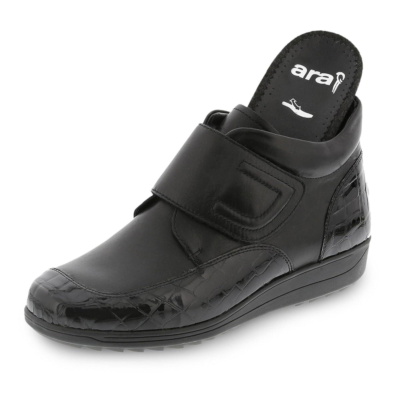 Ara donna 12-46325 Meran Meran Meran Leather stivali ab2070