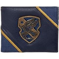 Harry Potter Ravenclaw Metal Badge Crest Bifold Wallet