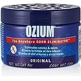Ozium Smoke & Odor Eliminator 8oz (226g) Gel for Home, Office and Car Air Freshener, Original Scent