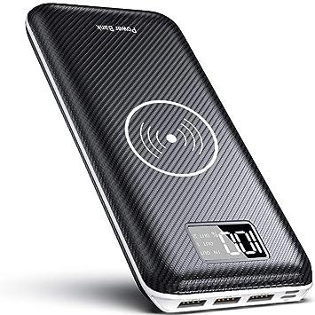 KEDRON Express E1 Cargador Portátil Batería Externa 24000mAh ...