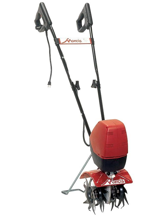 Mantis 7252-12-40 Motoazada eléctrica, 780 W, 230 V, Rojo ...