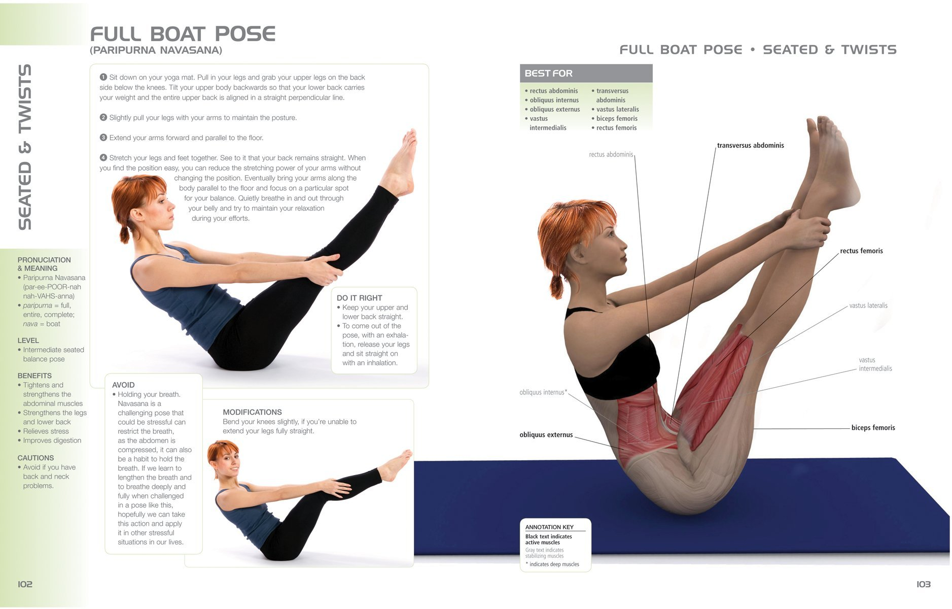 Anatomy of Yoga: An Instructors Inside Guide to Improving ...