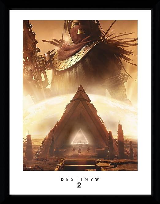 GB eye Ltd Destino 2, maldición de Osiris, Enmarcado impresión 30 ...