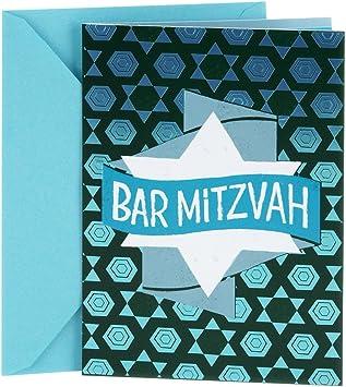 Tree of Life Personalized Bar//Bat Mitzvah Card