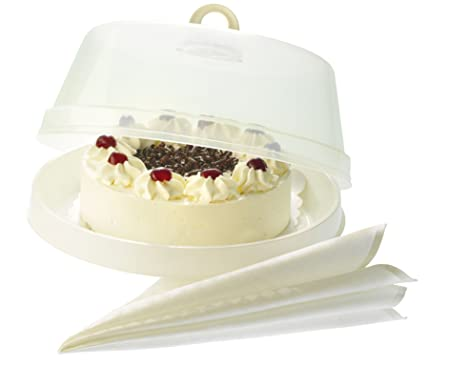 Kuchen Torten Container Transport Box Deckel Torte Amazon Co Uk