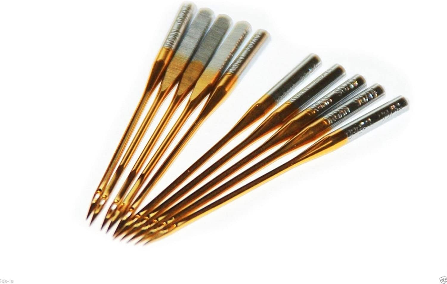 30 NEEDLES 15X1PD11 Sewing Machine Needles Size 11 Organ Titanium coated