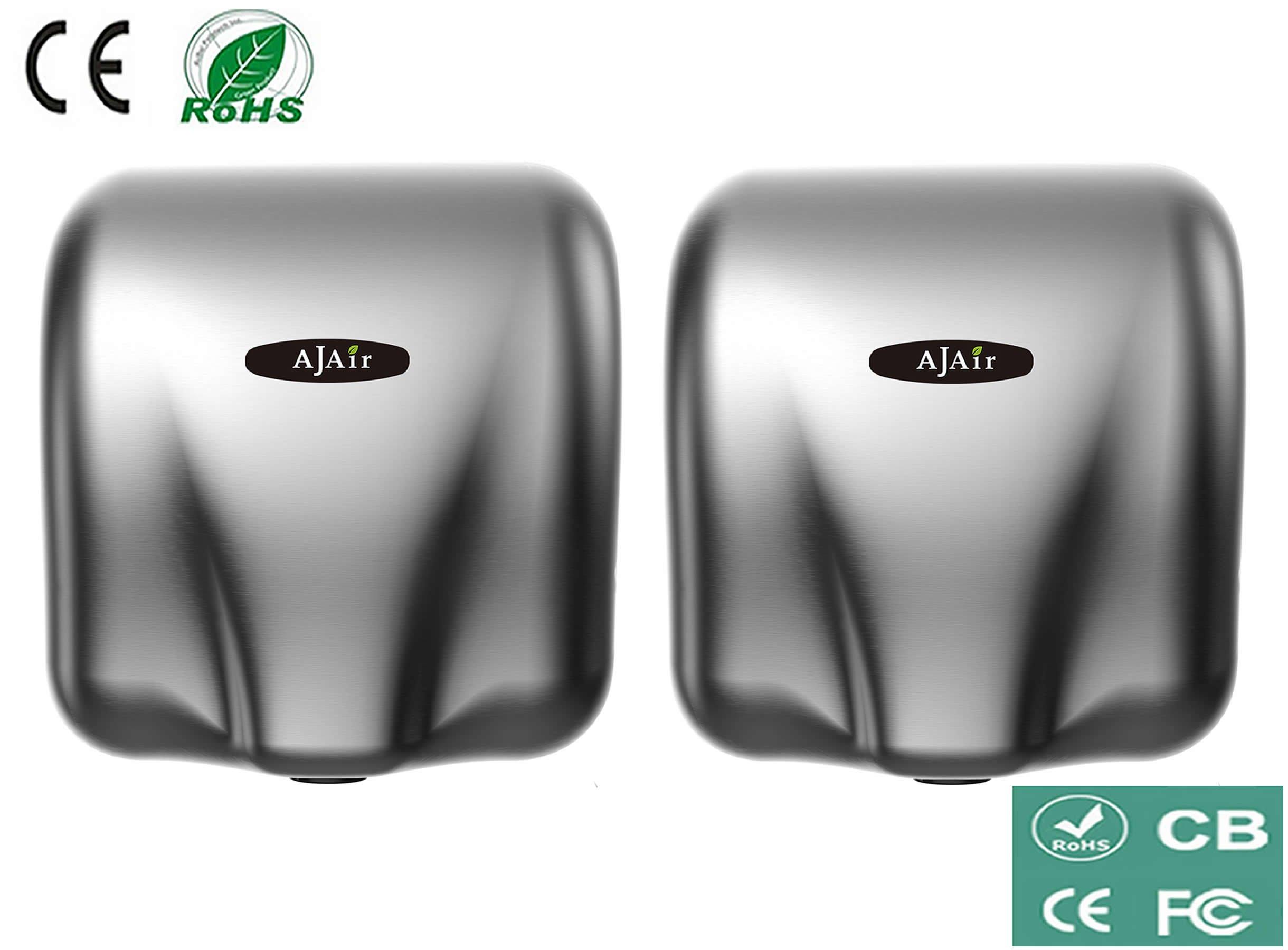AjAir® (2 Pack) Heavy Duty Commercial 1800 Watts