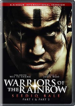 Amazon Com Warriors Of The Rainbow Seediq Bale 4 1 2 Hour