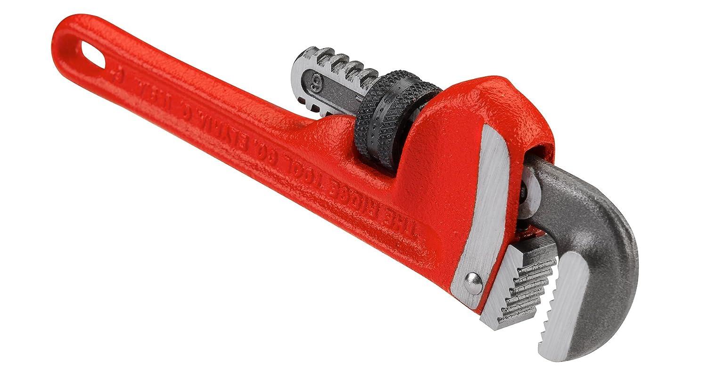 Ridgid Tools 31000 3//4-Inch Heavy-Duty Straight Pipe Wrench