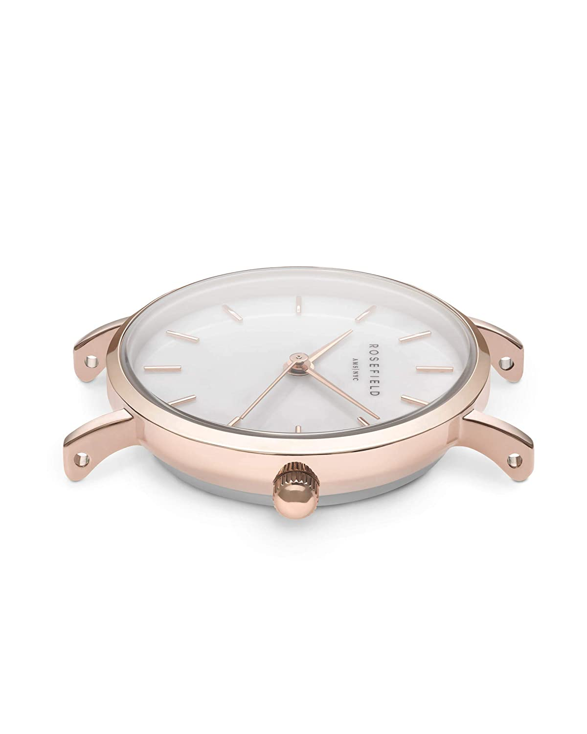 Reloj ROSEFIELD The Small Edit Soft Pink/Rosegold 26WPR-263: Amazon.es: Relojes
