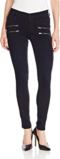 product image for James Jeans Women's Crux Clean Double Front Zip Twiggy Jean in Olefina