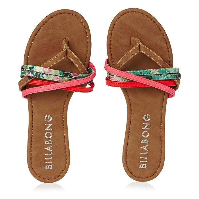 Billabong Schuhe - Zehentrenner Benito - Black: Amazon.de: Schuhe &  Handtaschen