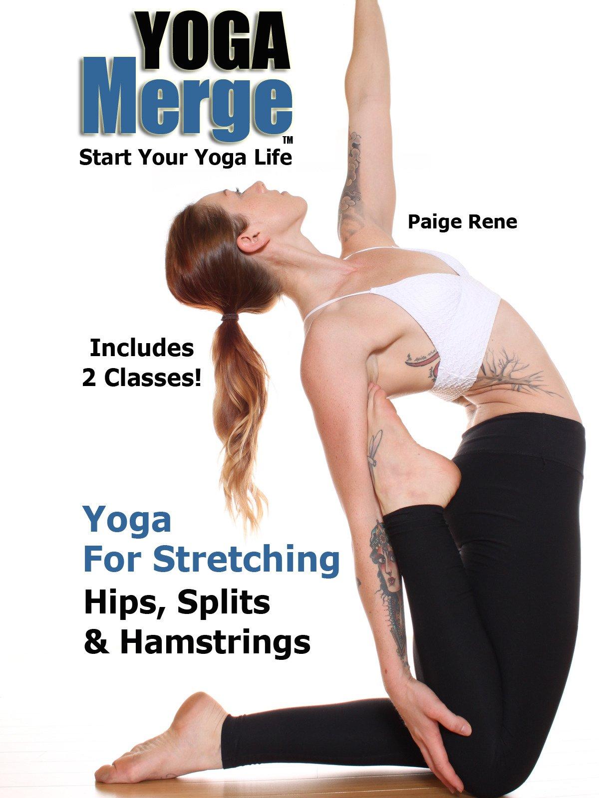 Amazon com: Watch Yoga For Stretching | Hips, Splits