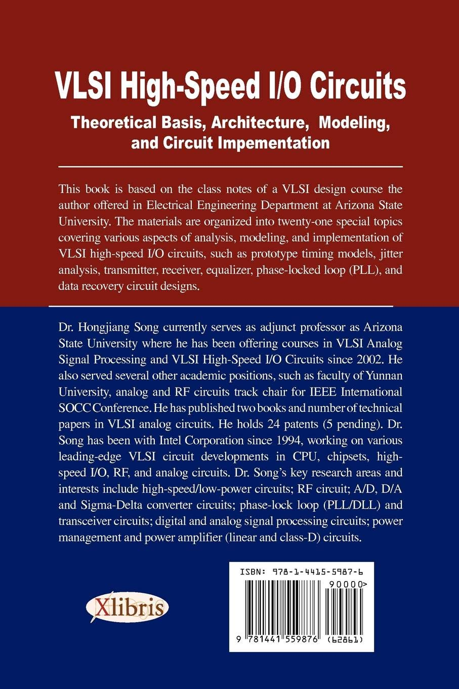 Buy VLSI High-Speed I/O Circuits Book Online at Low Prices