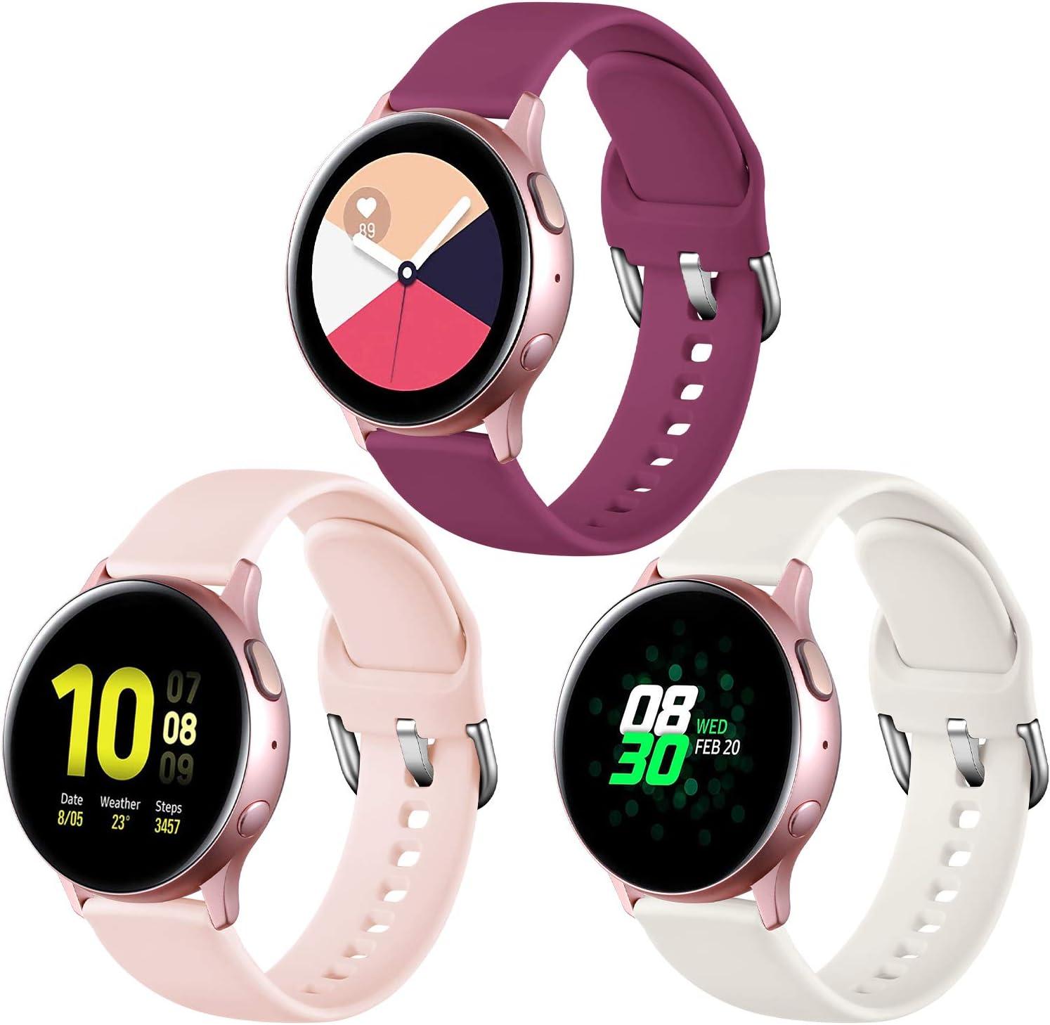 Malla Para Galaxy Watch Active/active2 small pack 3 (KCK7)