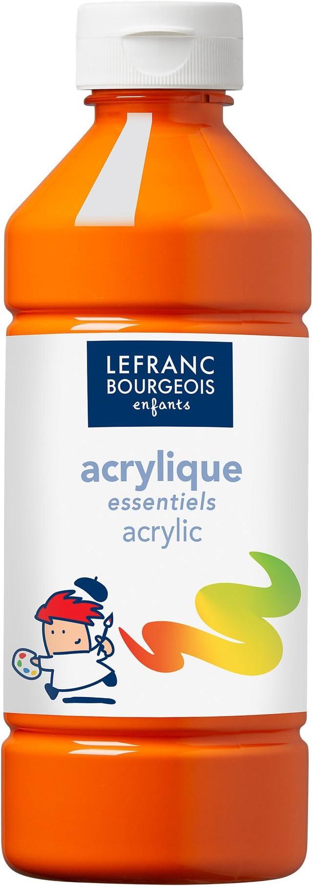 Lefranc & Bourgeois - Pintura acrílica líquida, 500 ml, color ...